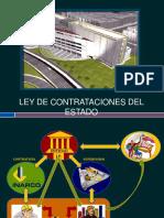 Ley de Contrataciones Del Estado - 2017