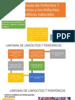 Neoplasias de Linfocitos T Y B