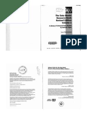 Silverstone - The Data Model Resource Book Volume 2 pdf