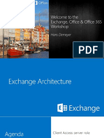 02 Exchange Architecture