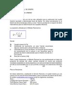 CALCULO DE CAUDAL DE DISEÑO.docx
