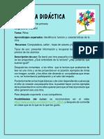 Ficha Didáctica