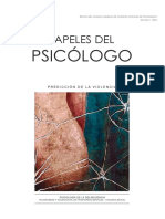 Papeles Del Psicólogo.