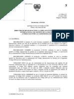 Directrices Codigo ISM