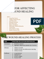 Factor Affecting Wound Healing