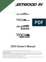 2014 Jamboree Searcher Manual