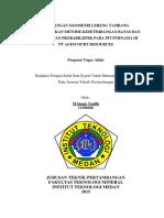 Proposal TA PT Agincourt Resources