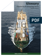 Chartering & Shipping Terms - Rickmers Linie