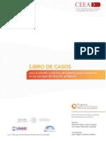 Libro de casos para practicas de sistema penal acusatorio