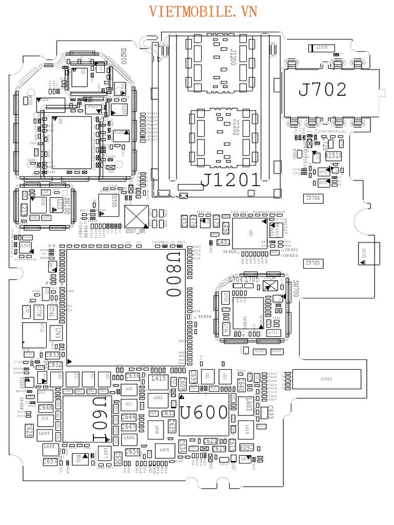 Xiaomi Mi 5 Schematic
