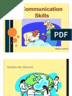 Communication Skills Efn