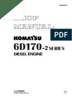 PC1100SE-6 - Shop Maual Engine 6D170-2.pdf