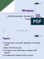 Wireless Ccna