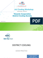 Ashrae Qatar Oryx Chapter_district Cooling - Good Practice _km Dc Workshop