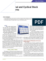 8875 Using Seasonal and Cyclical Stock Market Patterns