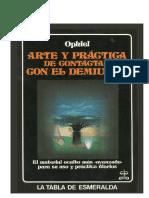 193834682 8 Arte y Practica de Contactar Con El Demiurgo Ok PDF
