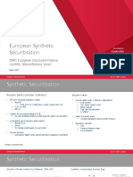 DBRS European Synthetic Securitisation Presentation Slides
