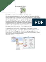Cara Memperkecil Ukuran File Excel