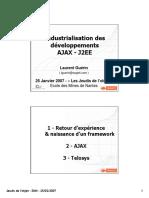 AJAX-J2EE
