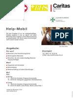 Informationsblatt Help Mobil