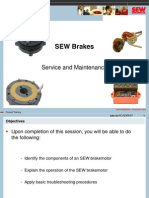 Sew Brake Service and Maintenance