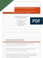 ABA-7 Steps of Inctructional Control