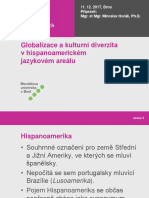 Přednáška Dr. Horáka z 11.12.
