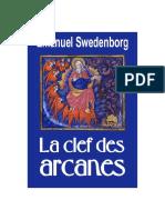 Swedenborg Emanuel - La Clef Hiéroglyphique Des Arcanes Naturels Et Spirituels