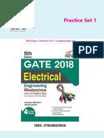 Disha Publication Electrical Practice Set 1