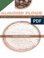 Almond Flour - Beverly Lynn Bennett