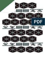 Tie Fighter x6