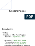 Kingdom Plantae ppt