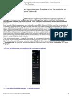 Comment Supprimer Vos Données Avant de Revendre Un Smartphone Android _ - Conseils d'Experts Fnac