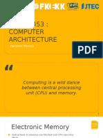 Electronic Memory