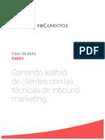 Ganando Lealtad de Los Clientes Con Inbound Marketing - InboundCycle