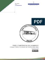 Fundamentación Perfil Competencial Herramienta de Excel