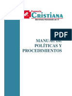 Manual de Políticas y Procedimientos 10-11-17 - Actualizado