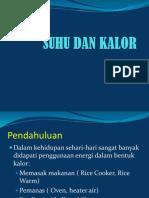 P04 Suhu Dan Kalor