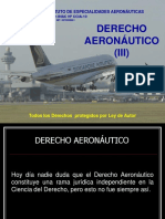 3. Derecho Aeronáutico I - Derecho Aeronáutico