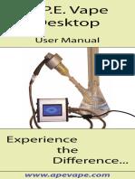 APE Vape Desktop