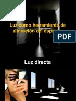 Clase 04 C Tipos de Luz