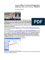 Install Peta Dunia Secara Offline di Android Menggunakan Aplikasi SYGIC TERBARU 2013 v.doc