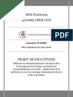 Rapport Pfe a.de BARBA