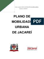 Plano de Mobilidade Urbana Proposta COM as CONTRIBUIÇÕES