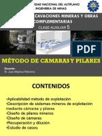 Clase 04 Método Camaras y Pilares[2]