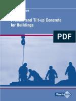 2017 .AU ISBN Precast and Tiltup Concrete for Buildings 2001 04