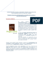 FICHA Curso MS Project 2016