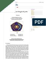 Contoh Proposal Pengajuan Untuk Dinas (Kesbangpol) Untuk Penelitian
