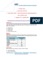 2018 PassLeader 100-105 Exam Dumps (151-200)