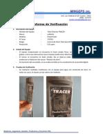 Informe de Verificación Pocketester